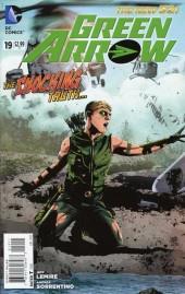 Green Arrow (2011) -19- The Kill Machine, Part 3