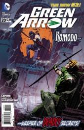 Green Arrow (2011) -20- The Kill Machine, Part 4