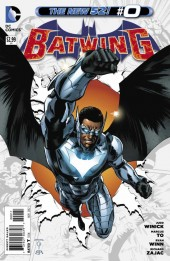 Batwing (2011) -0- They Will Pay for What They've Given Birth To