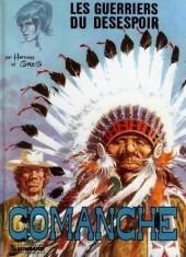 Comanche -2c1983b- Les guerriers du desespoir