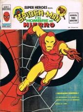 Super Heroes presenta (Vol. 2) -5- ¡Mañana guerra!