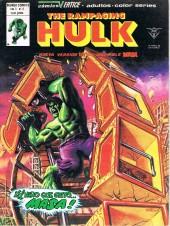 Rampaging Hulk (The) -11- ¡El niño que gritó... Masa!
