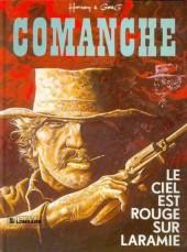 Comanche -4a83a- Le ciel est rouge sur Laramie