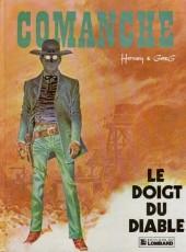 Comanche -7b1985- Le doigt du diable