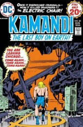 Kamandi, The Last Boy On Earth (1972)