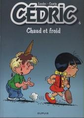 Cédric -6c2009- Chaud et froid
