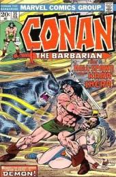 Conan the Barbarian (1970) -35- The hell-spawn of Kara-Shera!