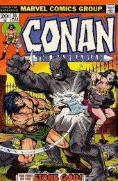 Conan the Barbarian Vol 1 (Marvel - 1970) -36- Beware the Hyrkanians bearing gifts...!