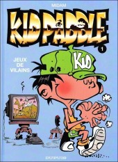 Kid Paddle -1a2003- Jeux de vilains