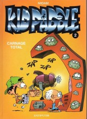 Kid Paddle -2a2004- Carnage total