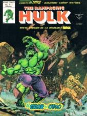 Rampaging Hulk (The) -13- El color del odio