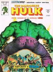 Rampaging Hulk (The) -14- Temporada de terror