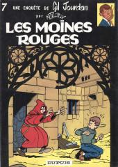 Gil Jourdan -7a1973- Les moines rouges