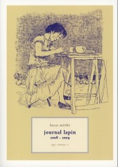 Couverture de Journal lapin - Journal lapin 2008 - 2009
