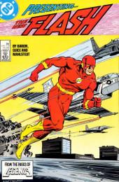Flash (The) Vol.2 (DC comics - 1987) -1- Issue # 1