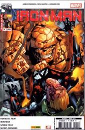 Iron Man (Marvel France - 2013) -21- La Chute des Fantastiques