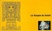 Tintin - Divers -14Pub- Le temple du soleil