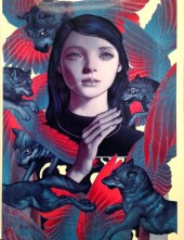 Fables (2002) -HS a15- Fables: The Complete Covers By James Jean
