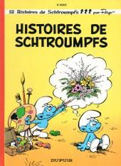 Les schtroumpfs -8b89- Histoires de schtroumpfs