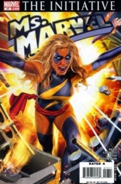 Ms. Marvel (2006) -17- Ready, A.I.M.; fire!, part 3