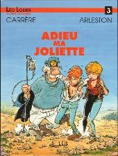 Léo Loden -3- Adieu ma joliette