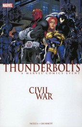 Thunderbolts Vol.1 (Marvel Comics - 1997) -INT- Civil War: Thunderbolts