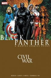 Black Panther Vol.4 (Marvel - 2005) -INT04- Civil War: Black Panther