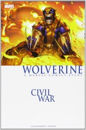 Wolverine (2003) -INT08- Civil War: Wolverine