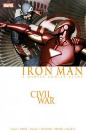 Invincible Iron Man (The) (2005) -INT03- Civil War: Iron Man