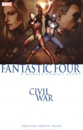 Fantastic Four (1961) -INT- Civil War: Fantastic Four