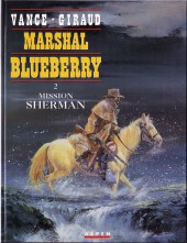Blueberry (Marshal) -2- Mission Sherman