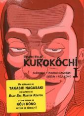 Inspecteur Kurokôchi -1- Tome 1