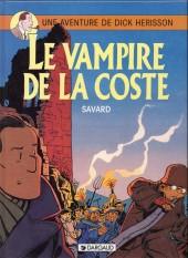 Dick Hérisson -4a96- Le vampire de la coste