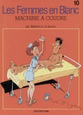 Les femmes en Blanc -10a1994- Machine à coudre