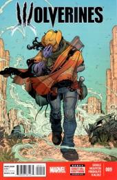 Wolverines (2015) -9- Issue 9