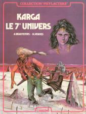 Karga -1a- Le 7e univers