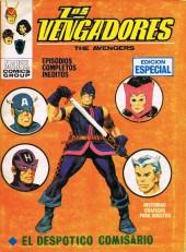 Vengadores (Vol.1) (Los) -8- El despótico comisario