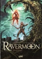 Ravermoon -3- Le feu dévorant