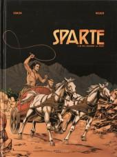 Sparte -3- Ne pas craindre la mort