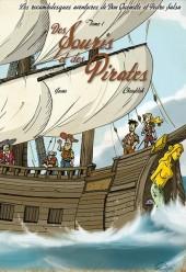 Les rocambolesques aventures de Don Quenotte et Pedro Salsa -1- Des souris et des pirates
