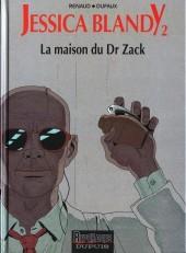 Jessica Blandy -2a2003- La maison du Dr zack