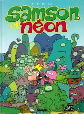 Samson et Néon -1- Mon copain de l'espace