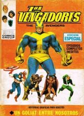 Vengadores (Vol.1) (Los) -12- Un Goliat entre nosotros