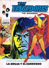 Vengadores (Vol.1) (Los) -34- La bruja y el guerrero