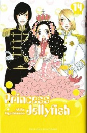 Princess Jellyfish -14- Tome 14