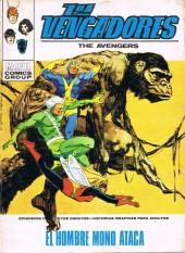 Vengadores (Vol.1) (Los) -35- El hombre mono ataca