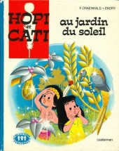 (AUT) Craenhals - Hopi et Cati au jardin du soleil