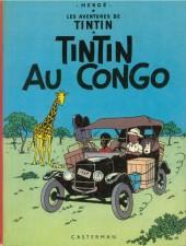 Tintin (Historique) -2C4- Tintin au Congo