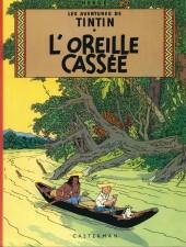 Tintin (Historique) -6C4- L'oreille cassée