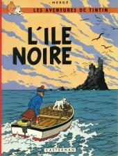 Tintin (Historique) -7C3bis- L'Ile Noire
